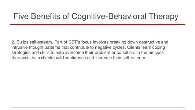a cost effectiveness analysis of cognitive behavior 1 bmc geriatr 2009 jul 19:25 doi: 101186/1471-2318-9-25 cost-effectiveness analysis of cognitive behaviour therapy for treatment of minor or mild.