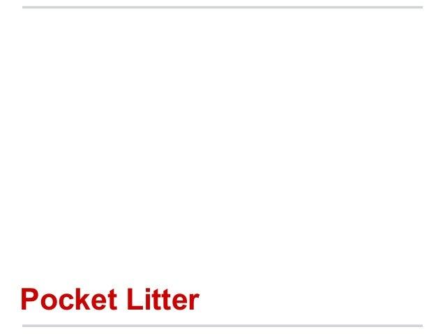 Pocket Litter
