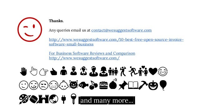 Best Free Open Source Invoice Software For Small Business - Best open source invoice software