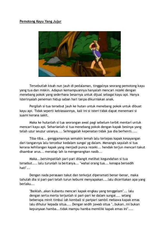 Contoh Cerita Fantasi Yang Pendek Dan Singkat ...