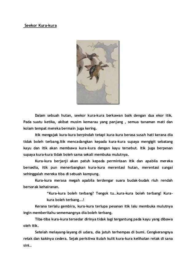 Copy Paste Cerita Kanak Kanak