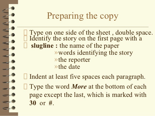 copy reading symbols in journalism pictures to pin on