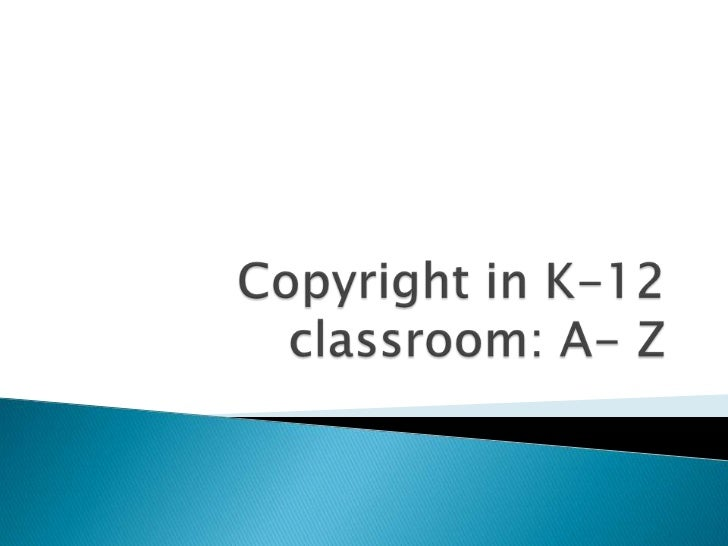 Not all information posted on the internet is public domain. The law has changed. Anywork is copyrighted even though it do...