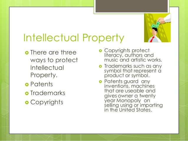 Three Ways To Protect Intellectual Property