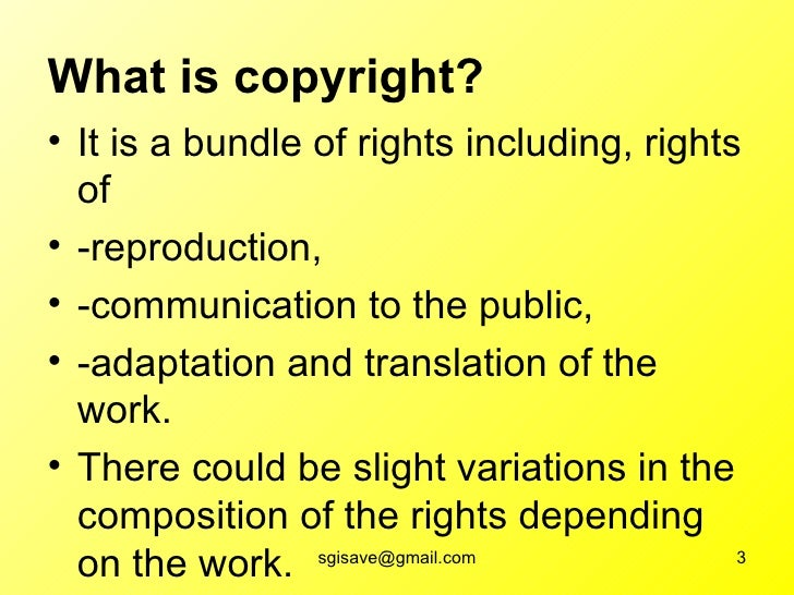 indian copyright act 1957 1 introduction intellectual property rights are the legal rights that are granted to a person for any creative and artistic work, for any invention or discovery, or for any literary work or words, phrases and.