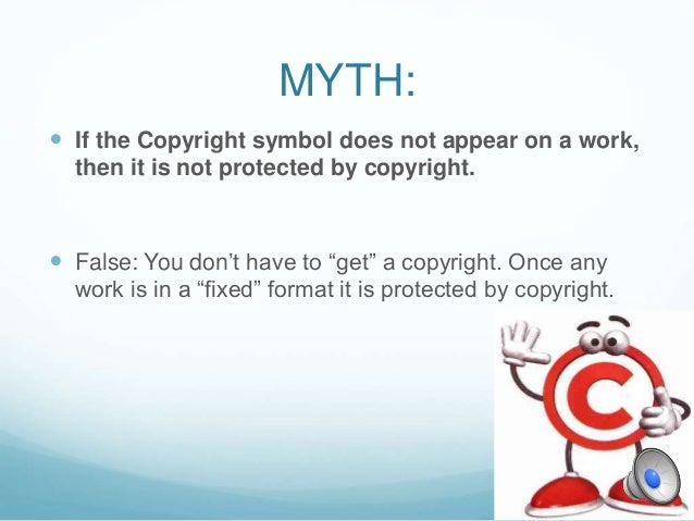 Copyright And Fair Use Martelli