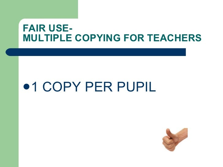 """copyright and fair use essay Included will be guidelines for teachers and fair use for their classroom in the  best practices in  fair use is """"the right to use copyrighted material without   articles, short stories, essays, web articles, poems, artwork, charts, graphs,  drawings,."""