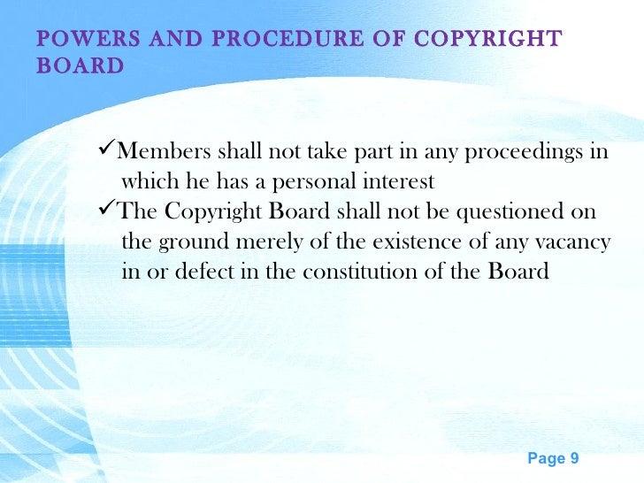 <ul><li>Members shall not take part in any proceedings in </li></ul><ul><li>which he has a personal interest </li></ul><ul...