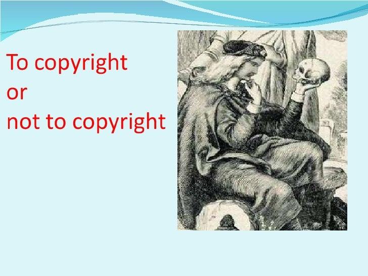 Copyright crash course part 3 Slide 1