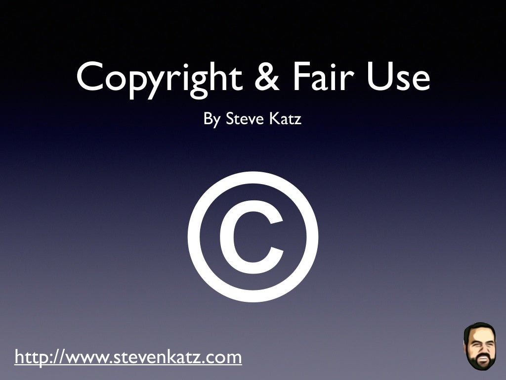 Copyright & Fair Use for Educators