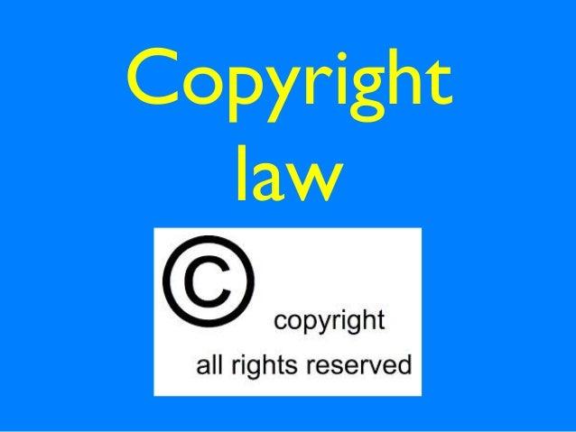 Copyrightlaw