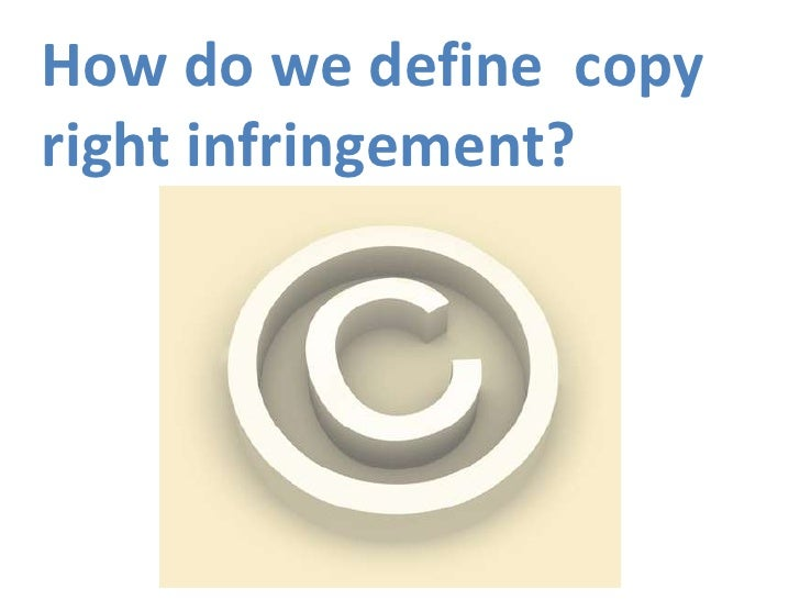 copyright infringement vs