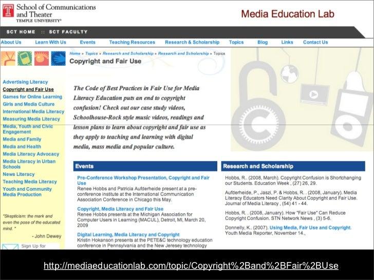 Copyright for Educators
