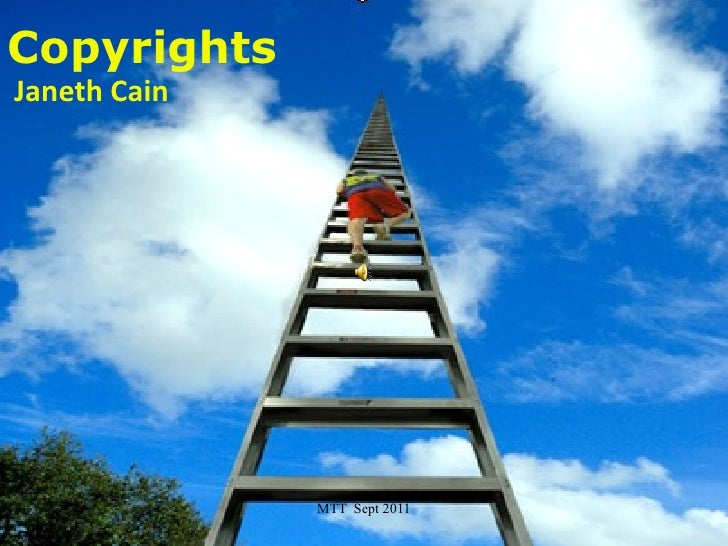 Copyrights Janeth Cain