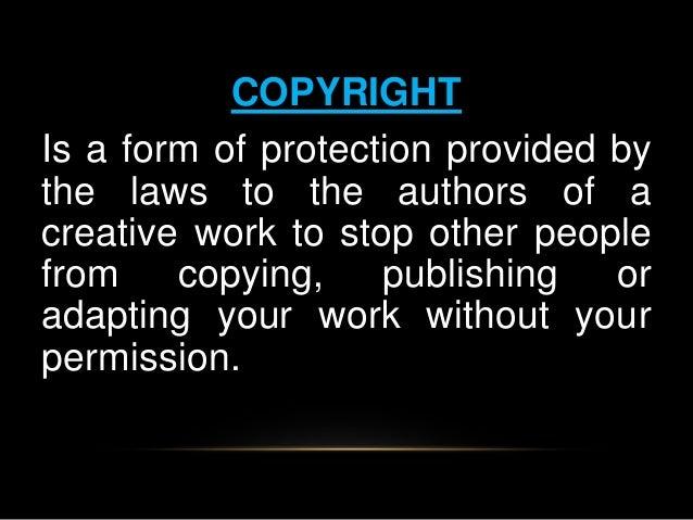 copyright law List Copyright Laws