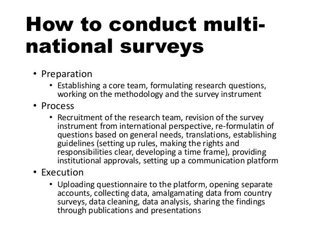 7 guidelines in formulating research questions