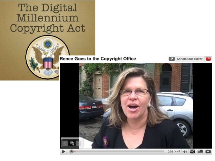 Essay: Digital Millennium Copyright Act