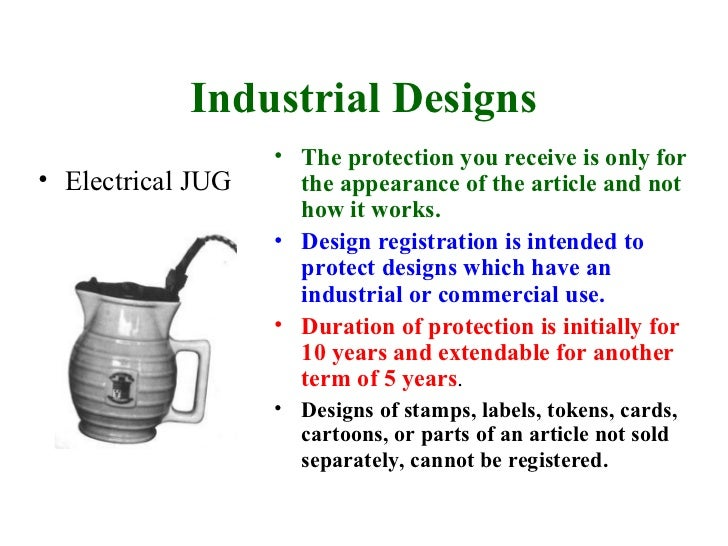 Industrial Property Rights Definition
