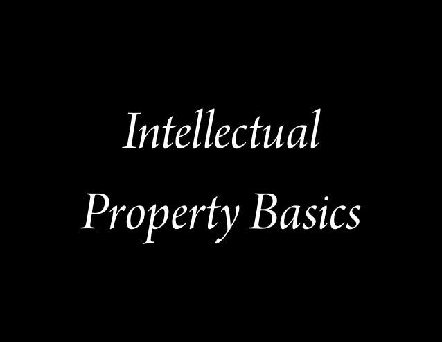 What Should Not Be Protected Under Intellectual Property Rights