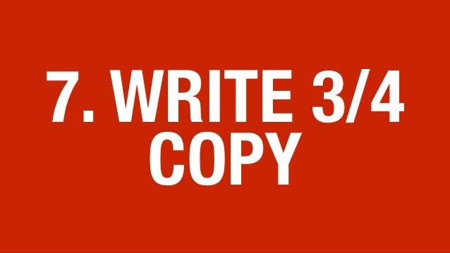 Copywriters' Workshop