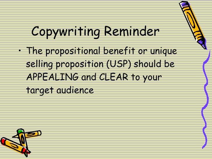 Copywriting Slide 2