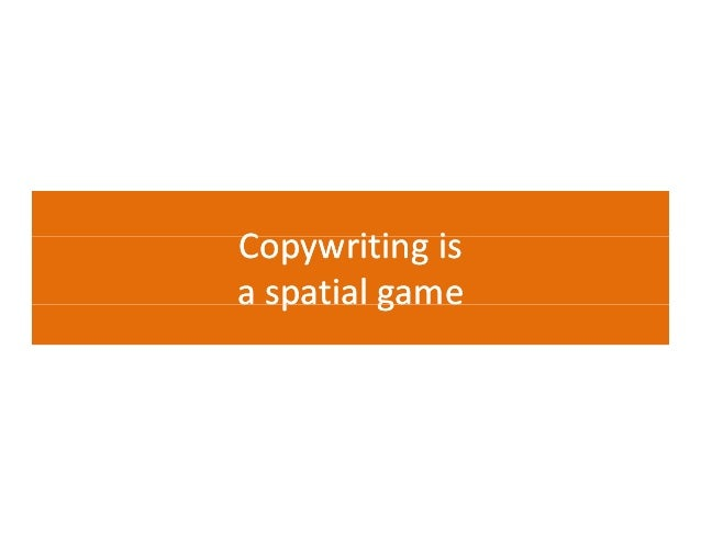 Glossary of Copywriting Terms