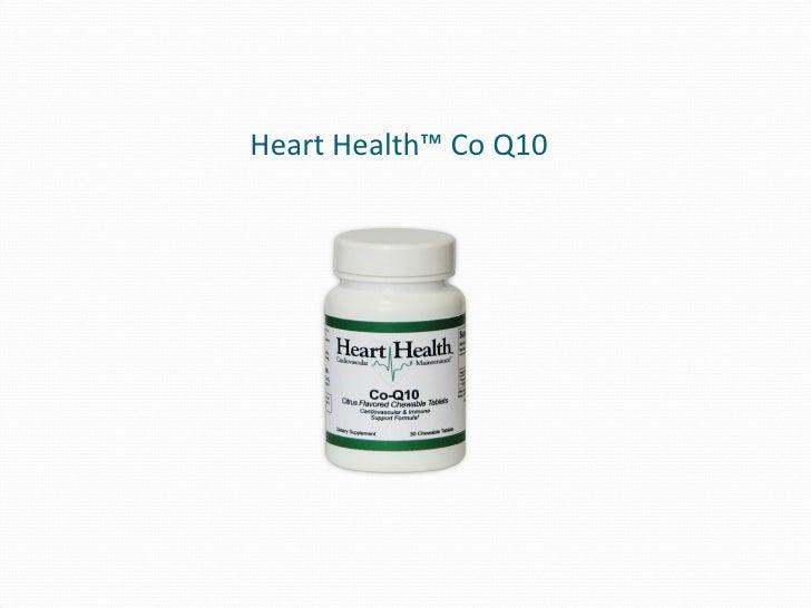 Heart Health™ Co Q10
