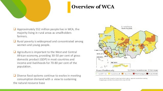 AKADEMIYA2063-CORAF Learning Event, July 6, 2021 : Overview of farming systems in West and Central Africa  Slide 3