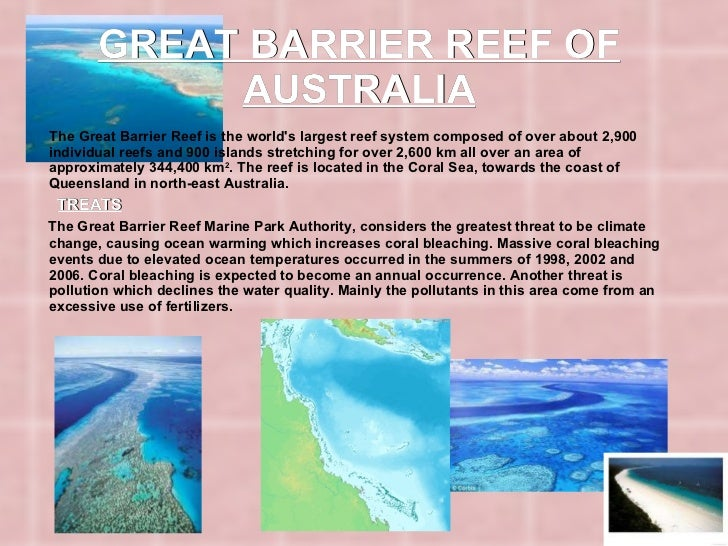 the great barrier reefs coral threats While the great barrier reef is far , which used the obituary format as a vehicle to describe the perilously fragile state of the great barrier reef the world's largest coral reef system that lies while the threats to the great barrier reef are well documented and not.