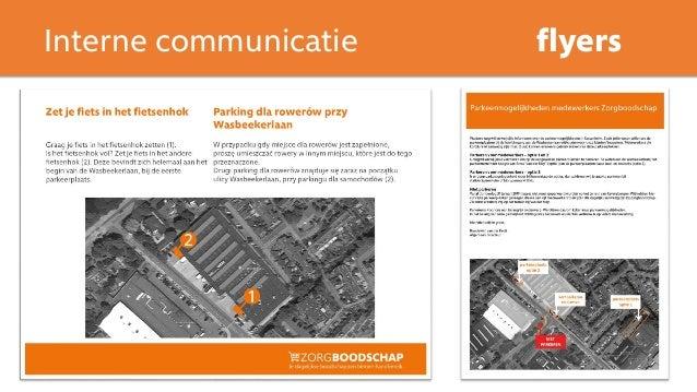 Portfolio Cora van der Elst | Zorgboodschap Slide 2