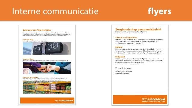 Portfolio Cora van der Elst | Zorgboodschap Slide 3