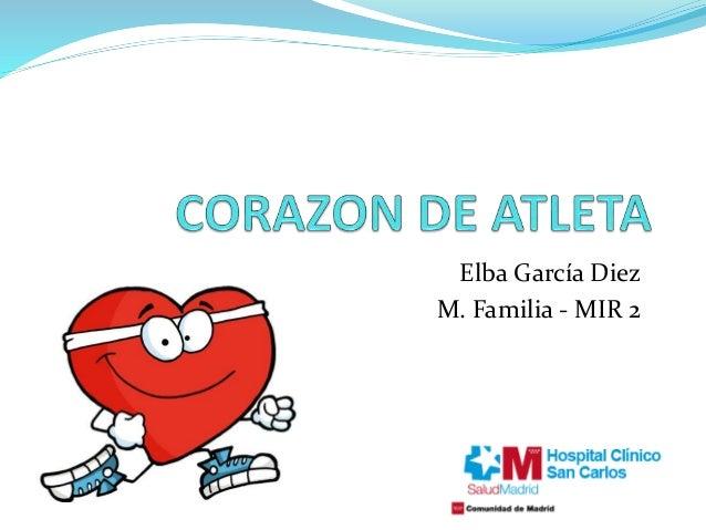 Elba García Diez M. Familia - MIR 2