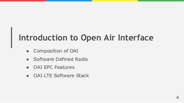 Integrated OAI-as-a-Service into M-CORD