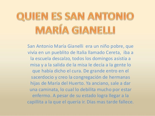 La Hermana María Crecsencia Pérez fue una de las muchas integrantes de la congregación hijas de María del Huerto, vivió en...