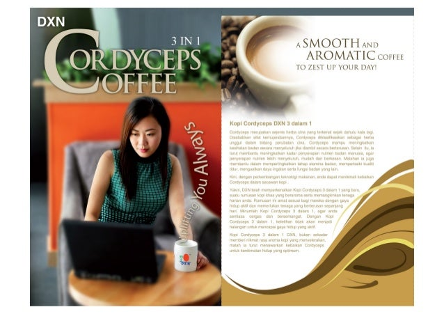 Cordyceps coffee