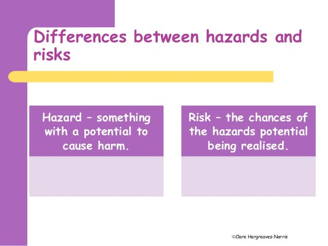 p1 explain potential hazards Unit 3 – health, safety and security in health and social care  p1 – explain potential hazards and the harm that may arise from each in a health .