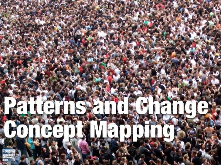 Patterns and ChangeConcept Mapping