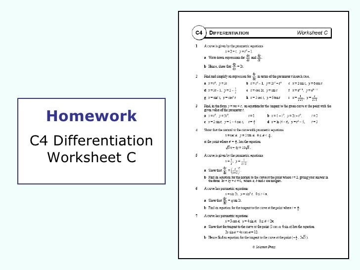 parametric equations worksheet worksheets kristawiltbank free printable worksheets and activities. Black Bedroom Furniture Sets. Home Design Ideas