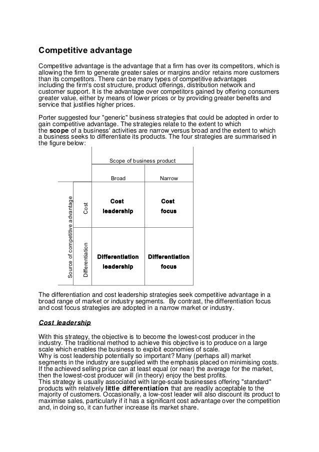 Walmart Core Competency Essay Sample