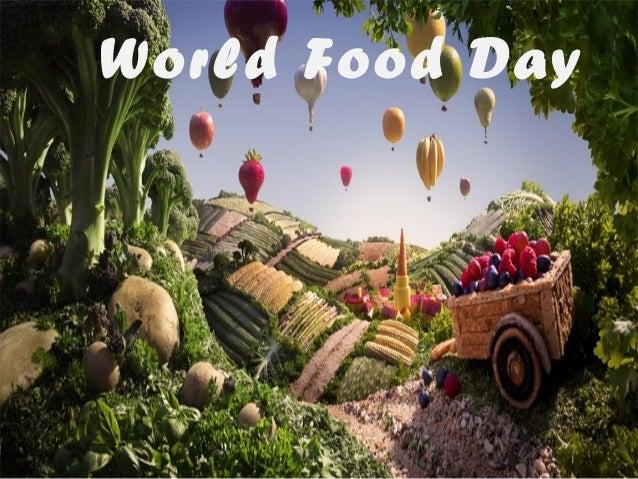 World Food DayWorld Food Day