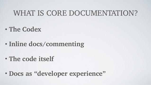 Core Docs: Sentencing WordPress to 11-years-to-life Slide 2