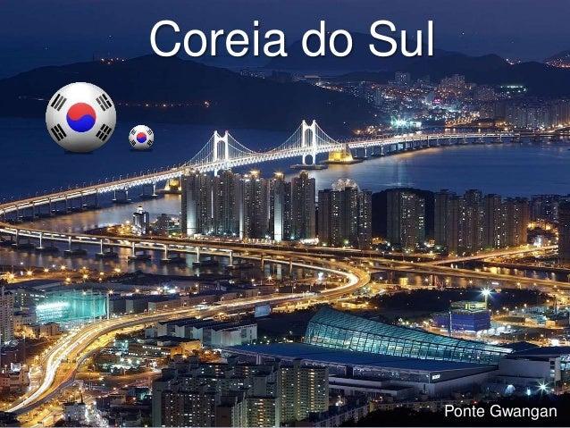 Coreia do Sul Ponte Gwangan