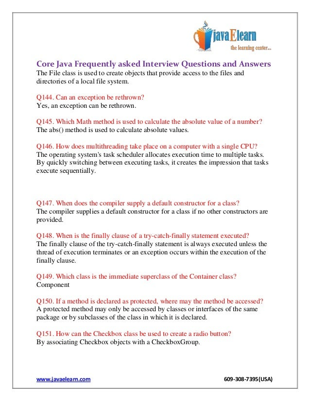 frequently asked questions at an interview To prepare for the most common interview questions,  prepare a list of follow-on interview questions and outline key points you will touch on if asked these questions.
