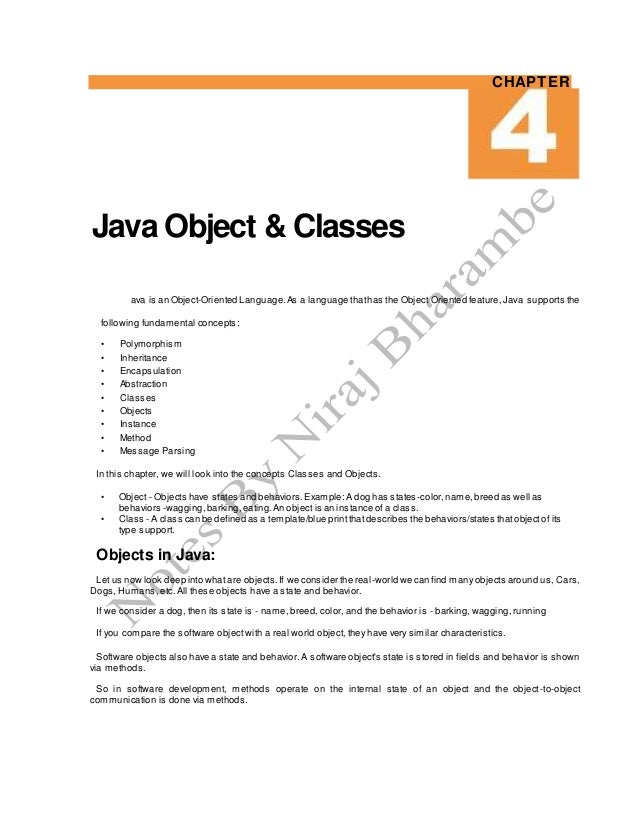 Core java tutorial java malvernweather Choice Image