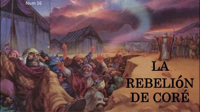 LA REBELIóN DE CORÉ Num 16