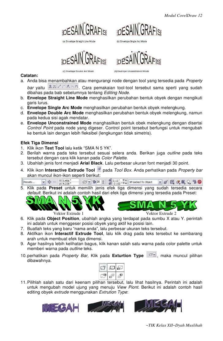 Contoh Handout Tik Smp Download Gambar Online