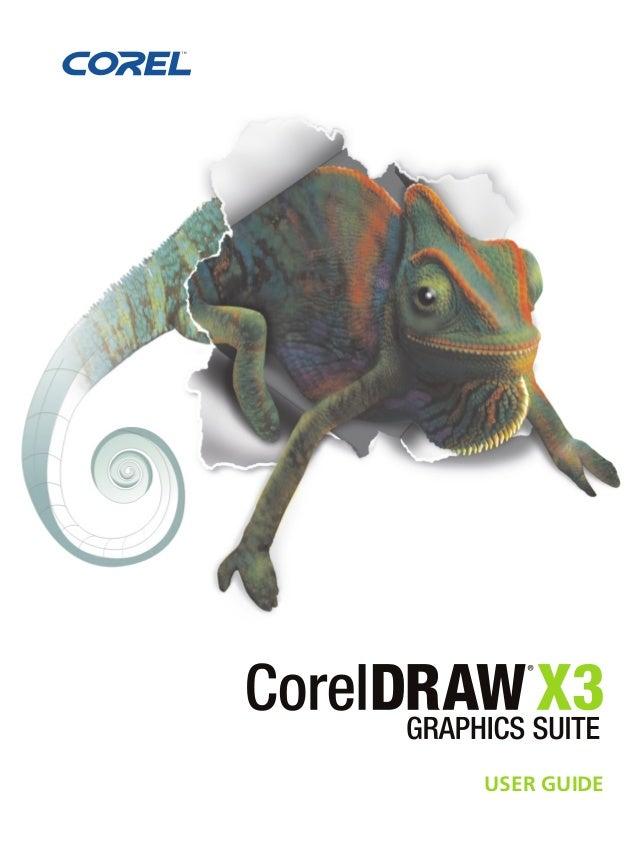 Corel Draw Graphics Suite X3
