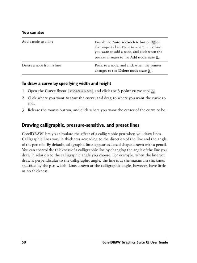 corel draw graphics suite x3 notes rh slideshare net corel draw user guide pdf corel draw user guide pdf