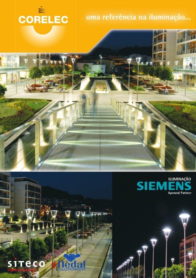 ILUMINAÇÃO                   Aproved PartnerLighting Systems