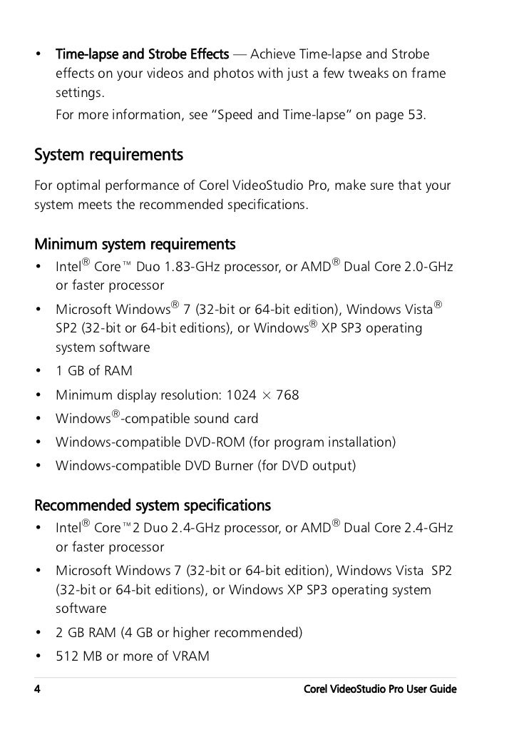 corel 12 windows 7 64 bit